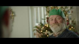 Hec McAdam - 18 Hec in christmas hat