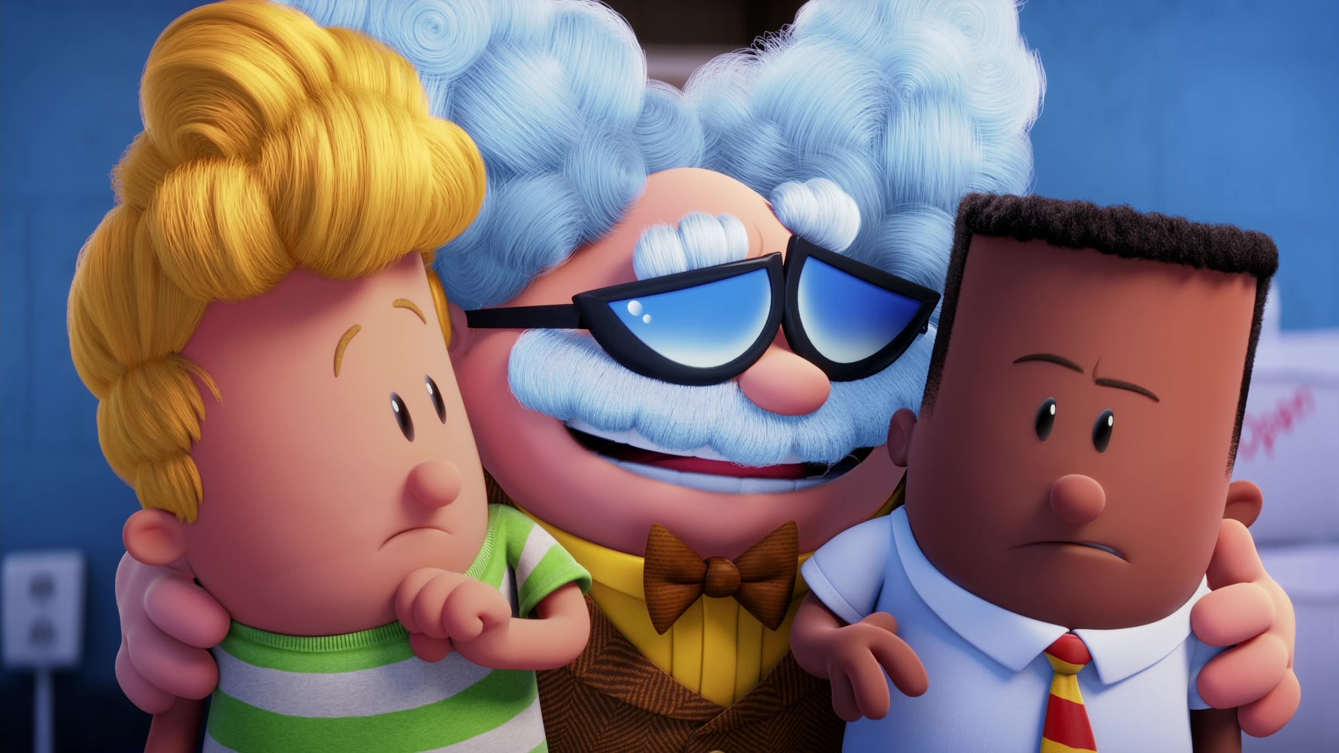 Captain Underpants The First Epic Movie U Films In Town